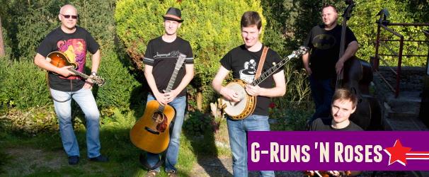 G-Runs 'N Roses