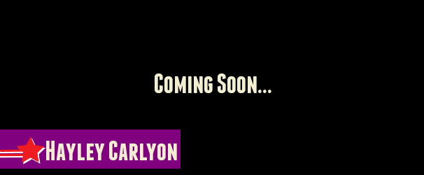 Hayley Carlyon