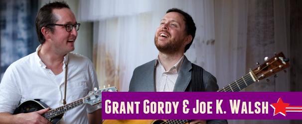 Grant Gordy & Joe K. Walsh