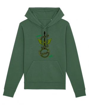 Bottle Green Didmarton Virtual Bluegrass 2020 Hoodie