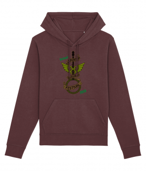 Burgundy Didmarton Virtual Bluegrass 2020 Hoodie