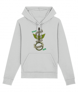 Heather Grey Didmarton Virtual Bluegrass 2020 Hoodie