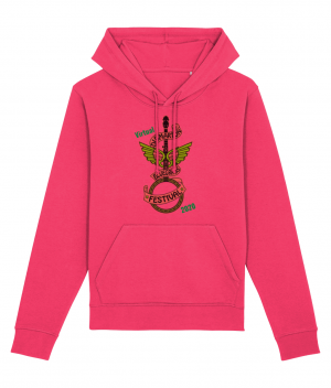 Raspberry Didmarton Virtual Bluegrass 2020 Hoodie