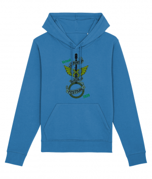 Royal Blue Didmarton Virtual Bluegrass 2020 Hoodie