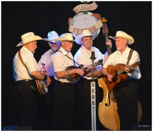 The New Essex Bluegrass Band